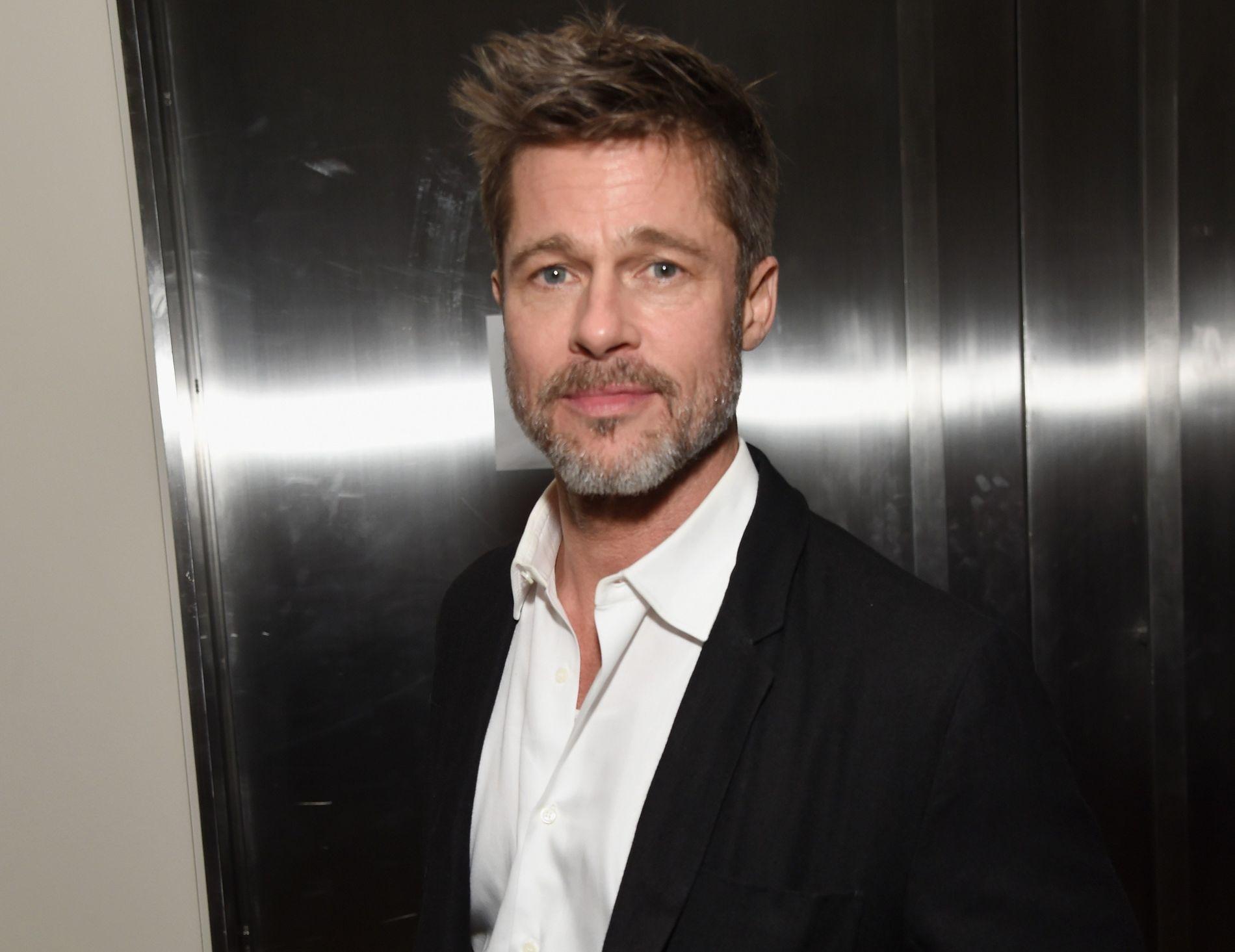 HAR BETALT: Brad Pitt og Angelina Jolie er uenige om han har betalt tilstrekkelig med barnebidrag.