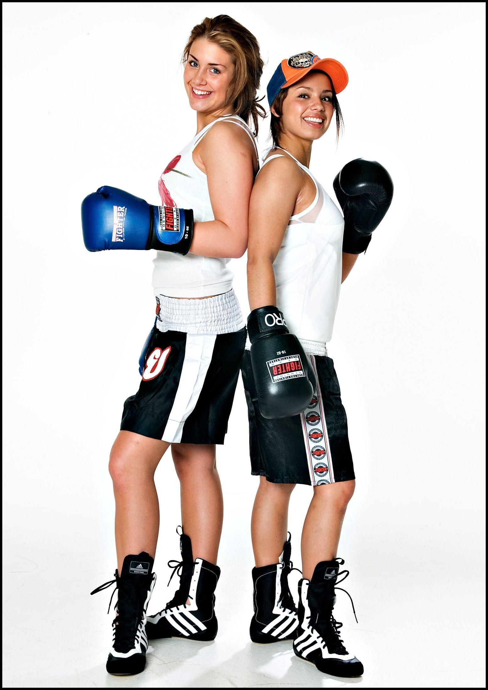 FINALEDUELL: Tone Damli Aaberge og Jorun Stiansen var Idol-finalister i 2005. Foto: MAGNAR KIRKNES