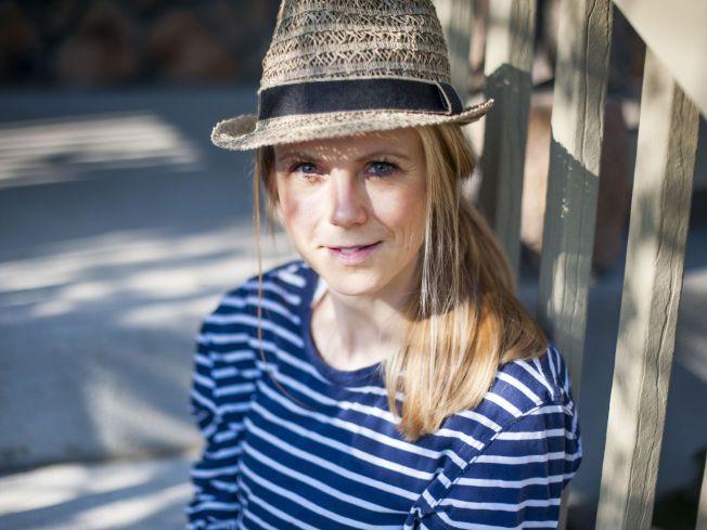 LEVER HER OG NÅ: Kristine Getz har innsett at sykdommen alltid vil være en del av henne. - Men den blir stadig en mindre del av identiteten min, sier hun.