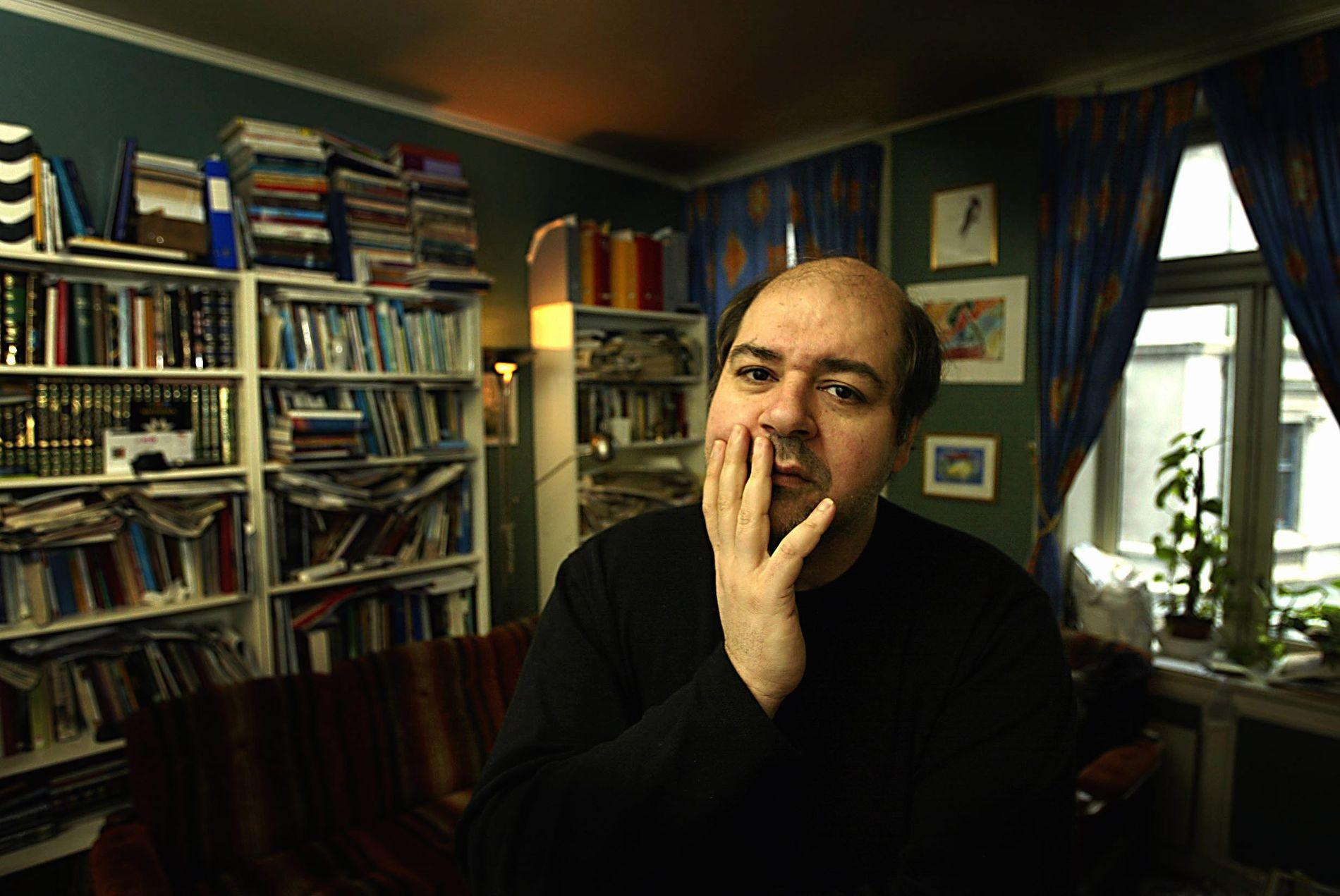 HEDERSMANN: Forfatteren og poeten Walid al-Kubaisi er død. Tankene hans lever videre.