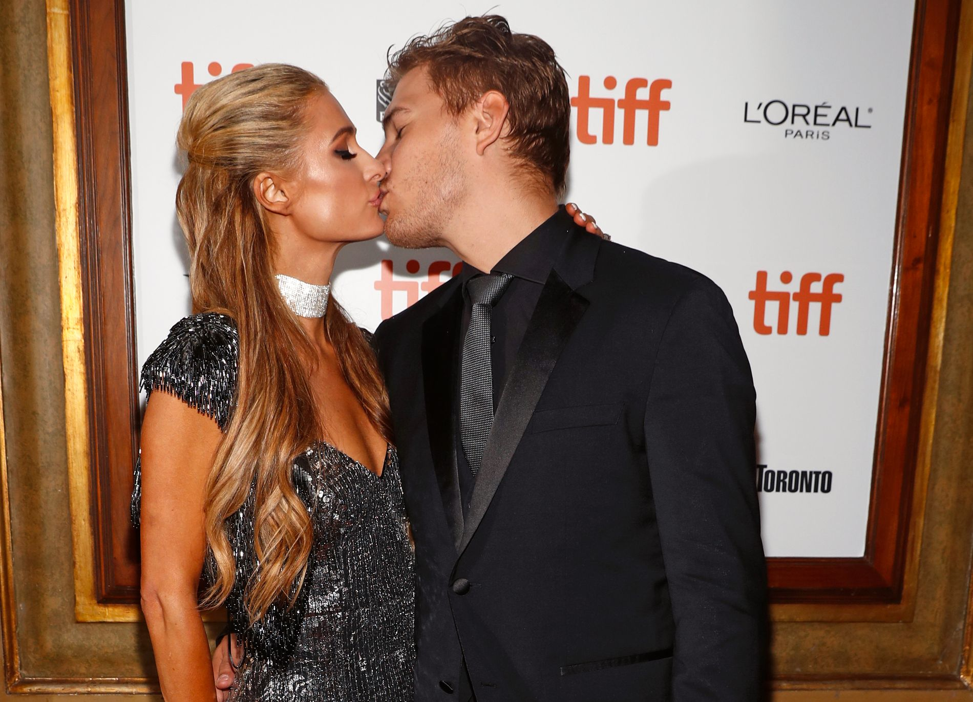 ANIMALS: Paris Hilton received an actor's ring worth 16 million.