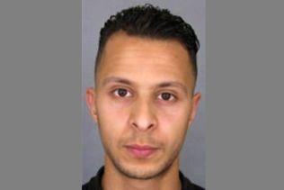 SÅRET: Salah Abdeslam er ifølge belgiske medier såret. AFP PHOTO / POLICE NATIONALE / dsk