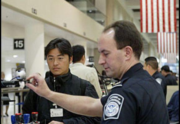 USA vil terror-kode flyreisende