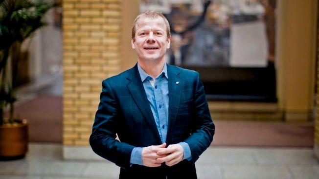 VIL BLI KVITT DIESELBILER: Heikki Eidsvoll Holmås (SV) vil gjøre det langt dyrere å kjøpe ny dieselbil.