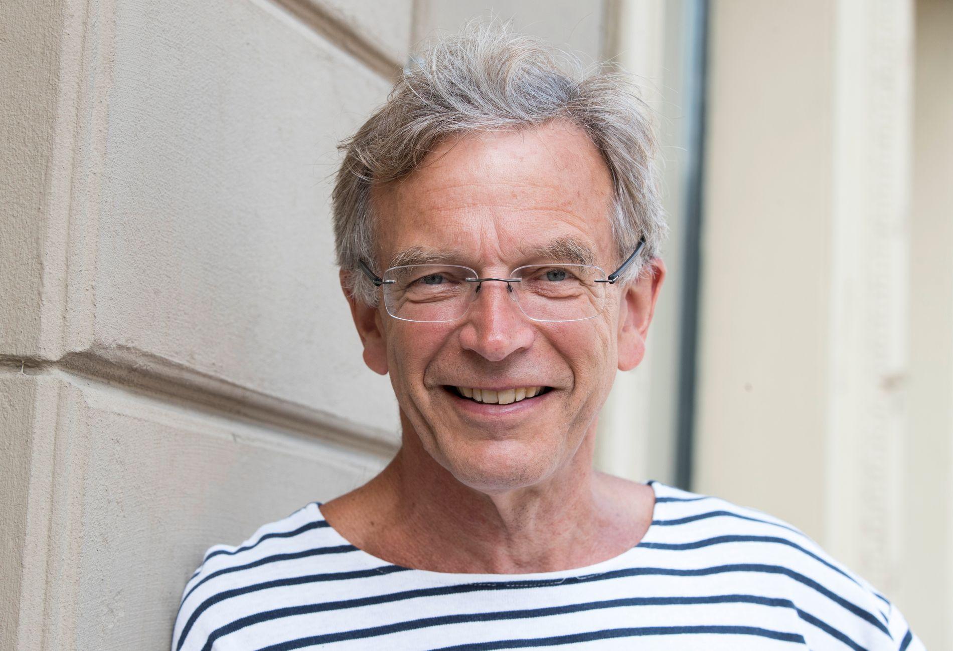 FORSKER: Stein Tønnesson er Asia-forsker ved Institutt for fredsforskning