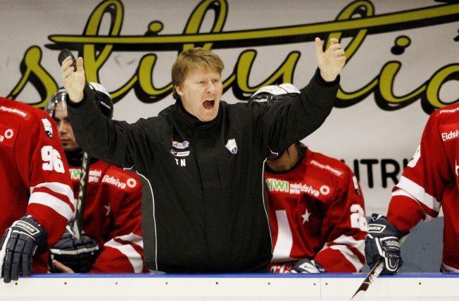 UØNSKET SUKSESSTRENER: Tor Nilsen (45) kom til Lillehammer første gang i 1991. Tre år senere ble han matchvinner da klubben vant sin eneste NM-tittel. Siden 2006 har han ledet OL-byens ishockeylag på stabilt, høyt nivå. Nå vil klubbledelsen bli kvitt ham - helst på dagen.