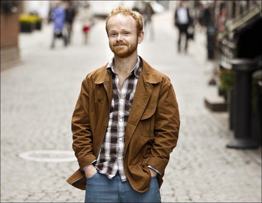 REISER VEKK FRA ASFALTJUNGELEN: Ivar «Ravi» Johansen har fått jobb som programleder i TV3-konseptet «Småbruket». Foto: Frode Hansen