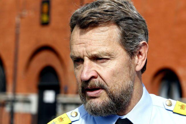 BEKYMRET: Toll- og avgiftsdirektør Bjørn Røse frykter de økte beslagene av anabole steorider.