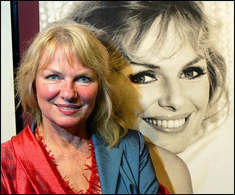GIKK BORT: Julie Ege døde 64 år gammel. Foto: Paul Paiewonsky