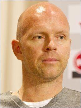 - AGENT-TULL: Henning Berg tviler på at Hernan Crespo hadde vært aktuell for spill i Norge. Foto: Scanpix