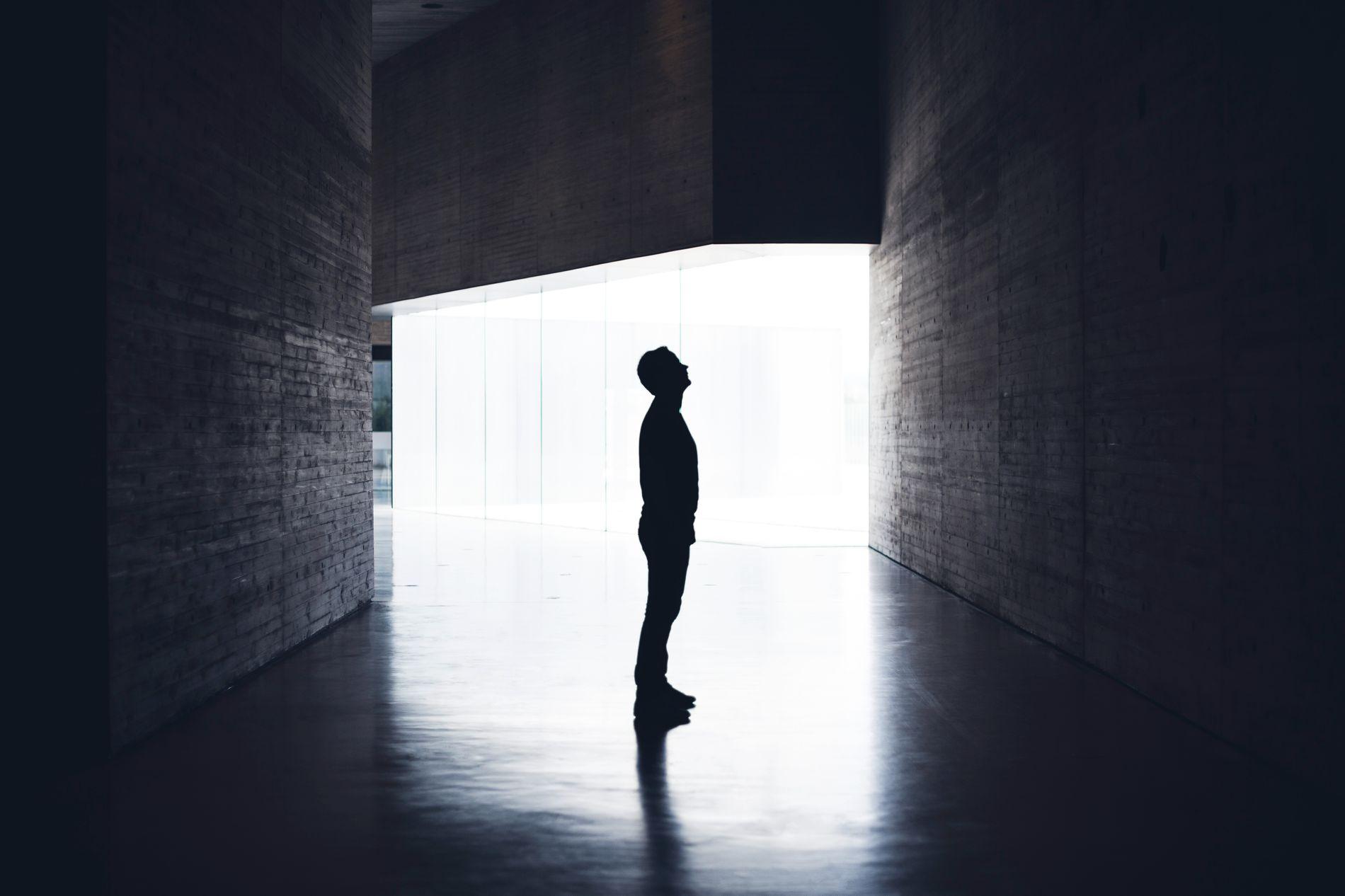 BEDT OM HJELP: En ny rapport fastslår at 1910 av selvmordene de siste årene, er begått av pasienter som har hatt kontakt med spesialisthelsetjenesten for psykisk helse og rus i sitt siste leveår.