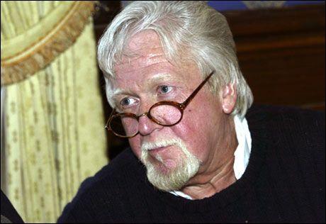 HUMORISTEN: Den folkekjære skuespilleren og komikeren Harald Heide Steen jr. døde natt til torsdag etter lang tids sykdom. Foto: Bjørn Sigurdsøn/Scanpix
