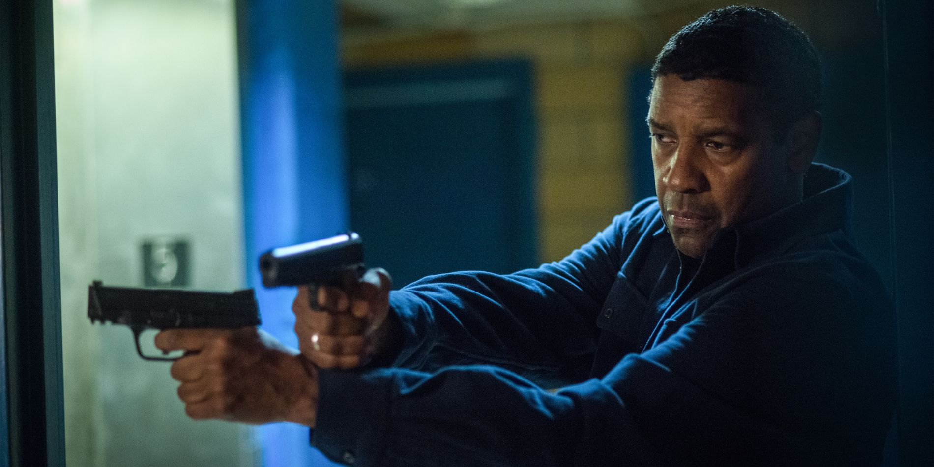 IKKE GLEMT GAMLE KUNSTER: Denzel Washington i «The Equalizer 2».