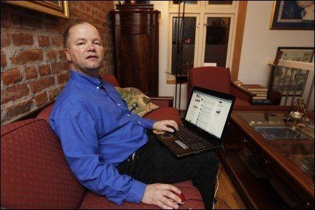 DISKVALIFISERT: Max Hermansen sier han forsøkte å være morsom på Facebook. Foto: Roger Neumann / VG
