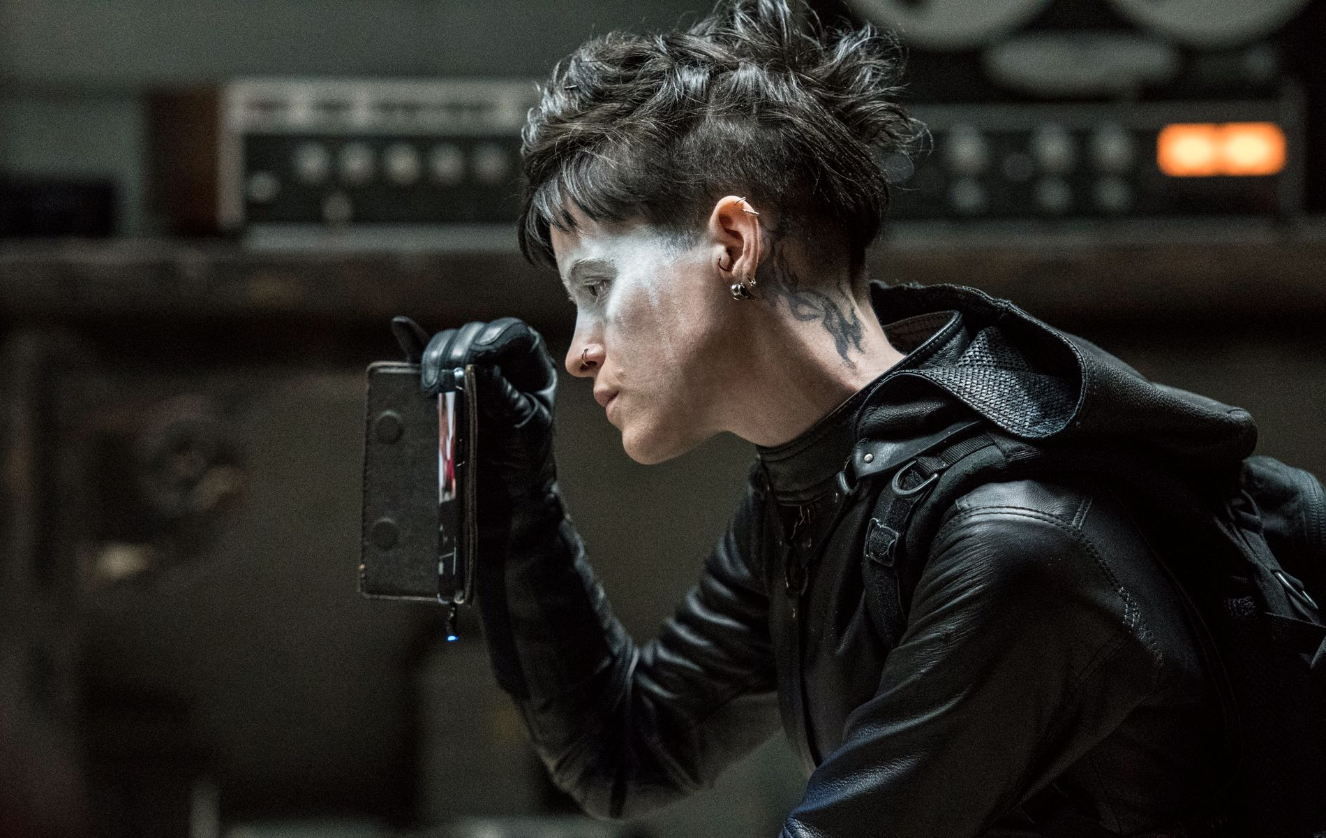 THIRD SALES: According to Noomi Rapace and Rooney Mar: Claire Foy.