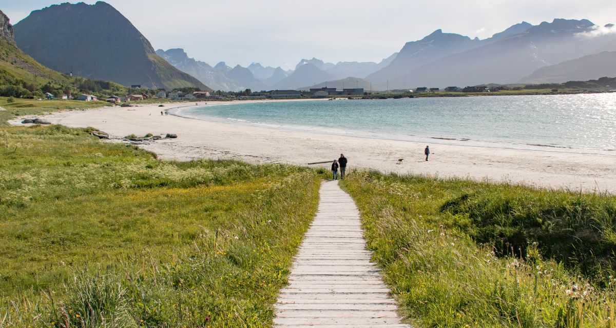 Rekordhøy interesse for Norge