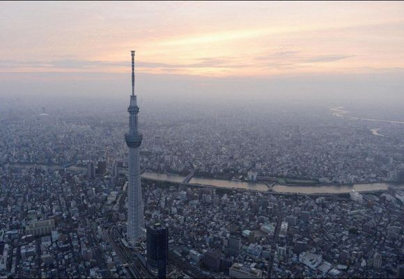 Her er verdens høyeste tårn