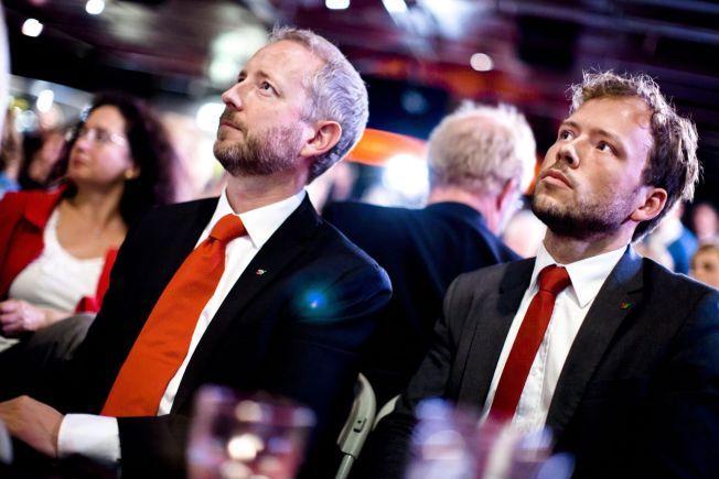 I TENKEBOKSEN: – Det som virkelig burde plage SV OG Audun Lysbakken og Bård Vegar Solhjell, er at partiet nærmest er utradert i privat sektor. Folk ser et parti som alltid snakker om begrensninger, aldri muligheter for næringslivet, skriver kronikkforfatteren.