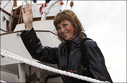 HYLLES: Prinsesse Märtha Louise får skryt av norske healere. Foto: Scanpix