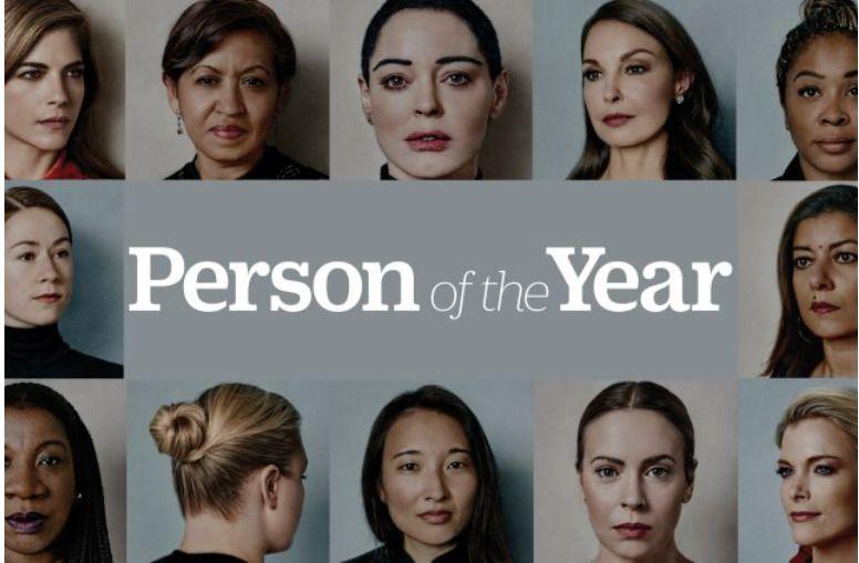 ÅRETS «PERSON OF THE YEAR»:  Det amerikanske magasinet har kåret de mange tusen kvinnene bak #MeToo-bevegelsen til årets «Person of the year».