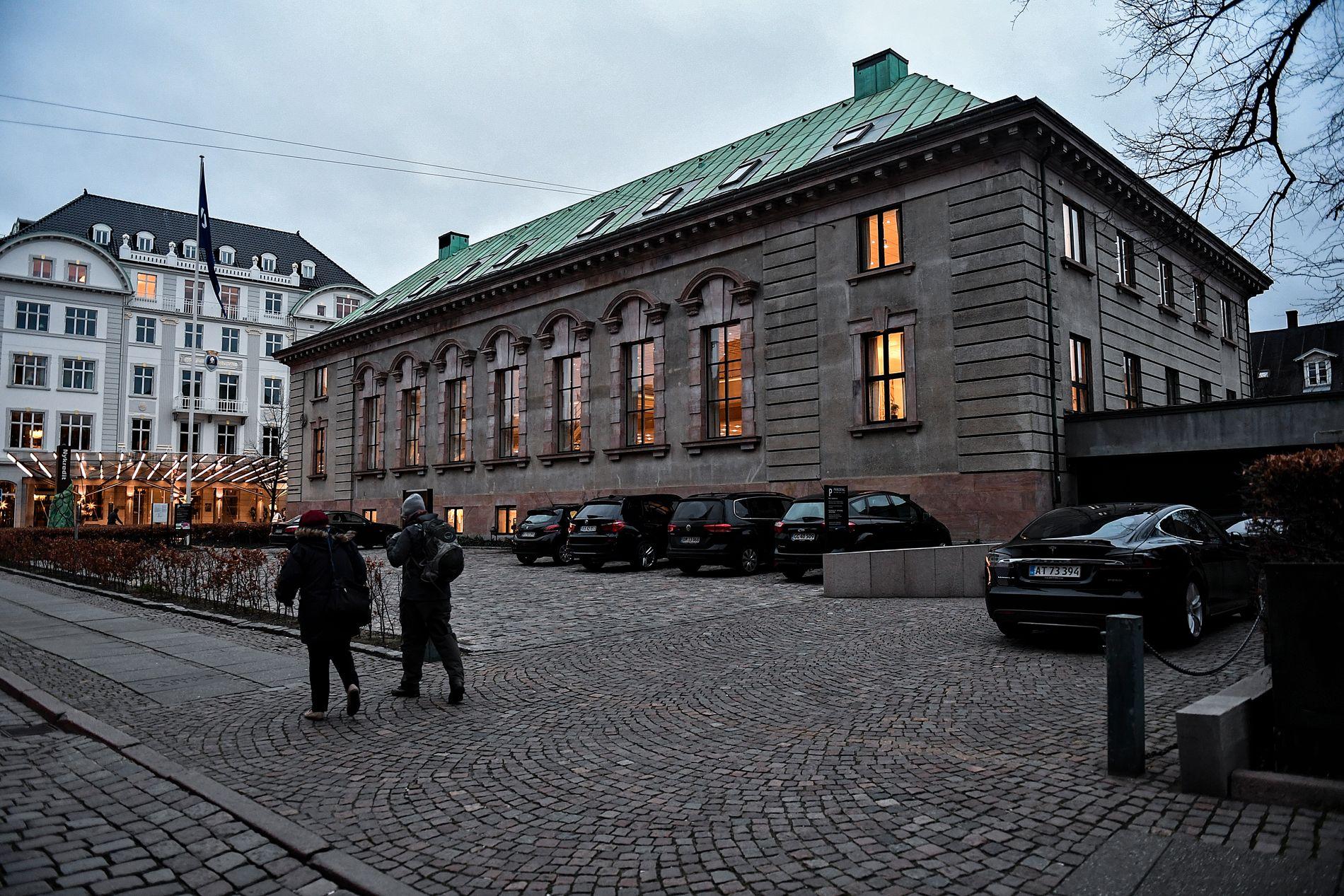INVESTERINGER: Dette er en av Holch Povlsens eiendommer i Aarhus.