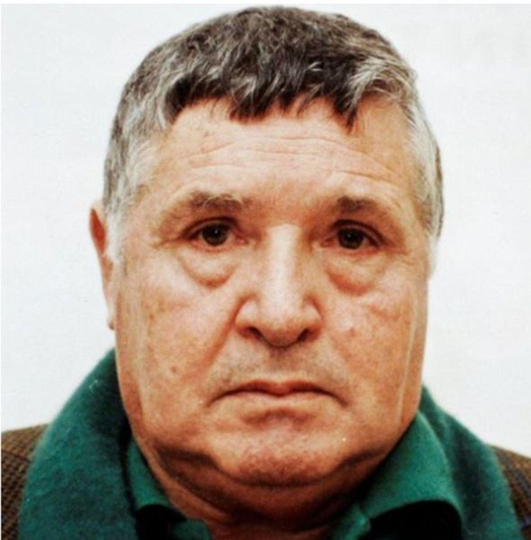 DEN SISTE GUDFAREN: Salvatore «Totò» Riina, antatt gudfar og sjef for den sicilianske mafiaen, Cosa nostra, døde tidlig fredag morgen.