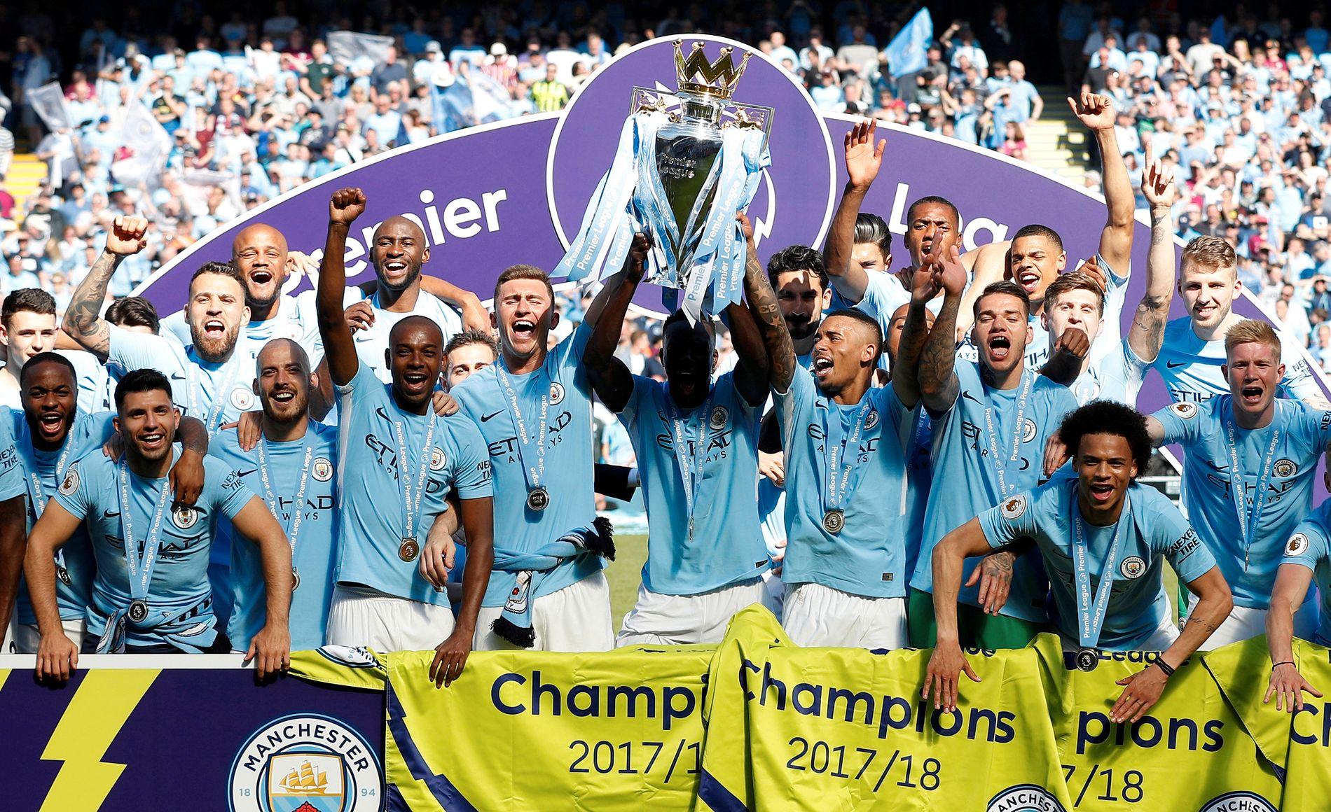 UNDER ETTERFORSKNING: Manchester City er under lupen etter flere avsløringer under det pågående arbeidet med datalekkasjen Football Leaks.