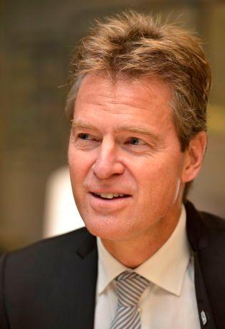 STYRTE TROMSØ: Tidligere ordfører Jens Johan Hjort (H).