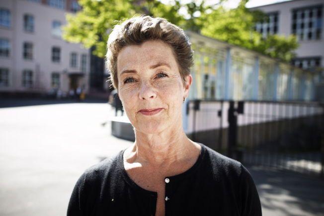 REKTOR-LEDER: Leder i Norsk Skolelederforbund, Solveig Hvidsten Dahl.