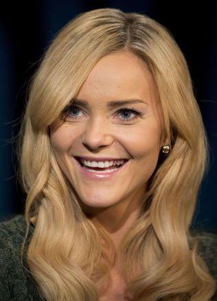 BEST BLOGGER-LØNN: Caroline Berg Eriksen.