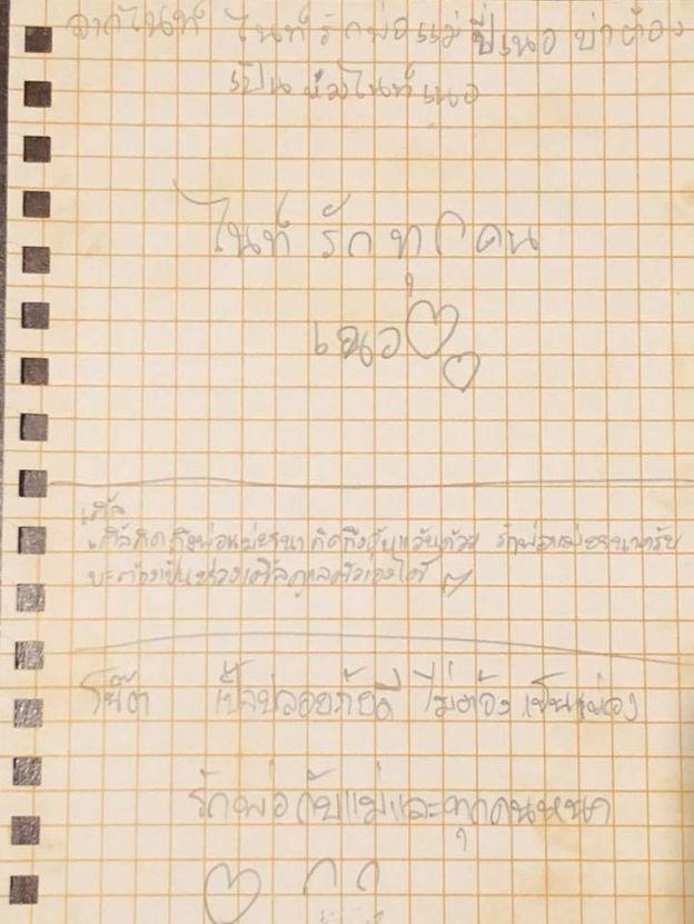 Night, Tern Og Note har skrevet dette brevet.