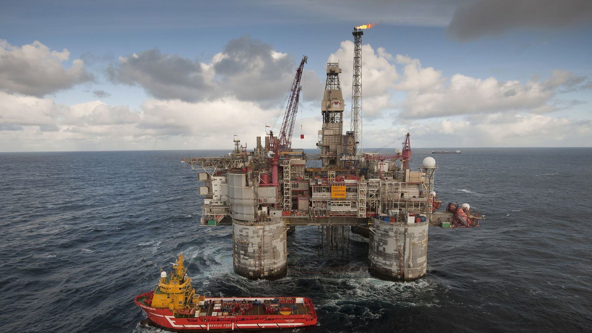 OLJEOPTIMISME: Flere unge har lyst på en karriere i oljebransjen.