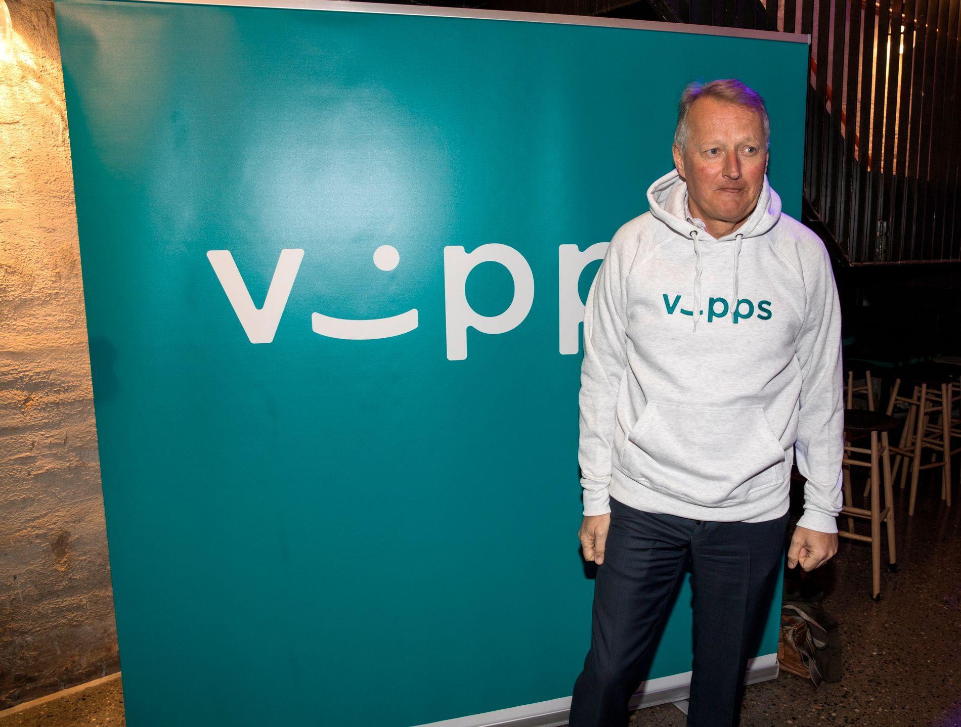 GAMBLET: Å svi av flere hundre millioner på Vipps for så å invitere inn andre norske banker er noe av det viktigste DNB har gjort de siste årene, mener avtroppende konsernsjef Rune Bjerke. – Å ta den risikoen fra et styre og en ledelse er en tøff beslutning.