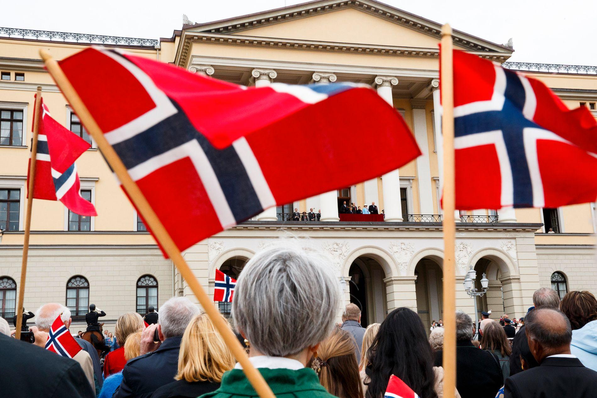 FEIRING: – 17.mai ble offisiell flaggdag og offisiell høytidsdag med arbeidsfri først i 1947!