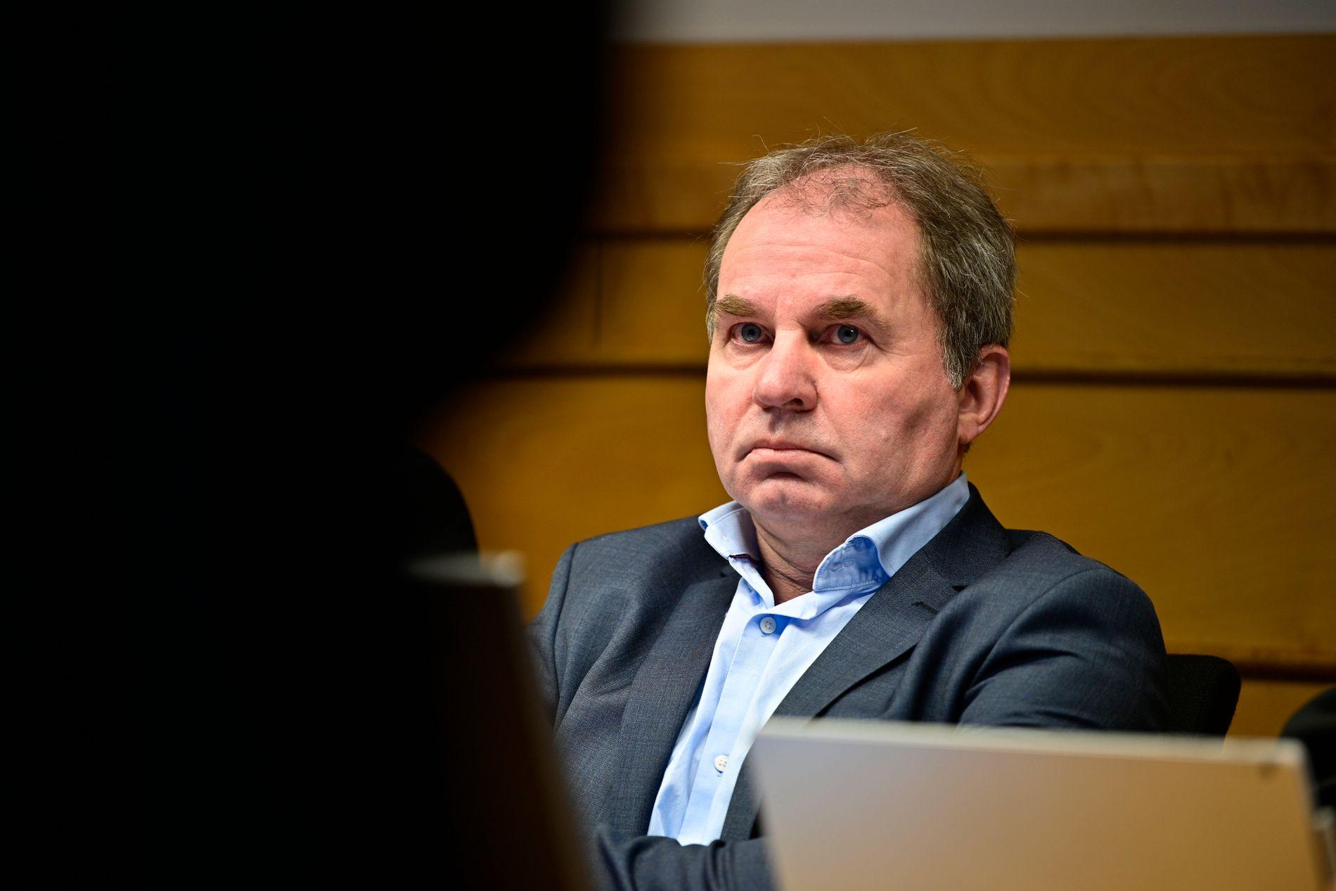RBK-LEDER: Trond Alstad, leder for strategi, kommunikasjon og samfunnsansvar i Rosenborg, var ikke kjent med opplysningene i denne saken før VG tok kontakt.