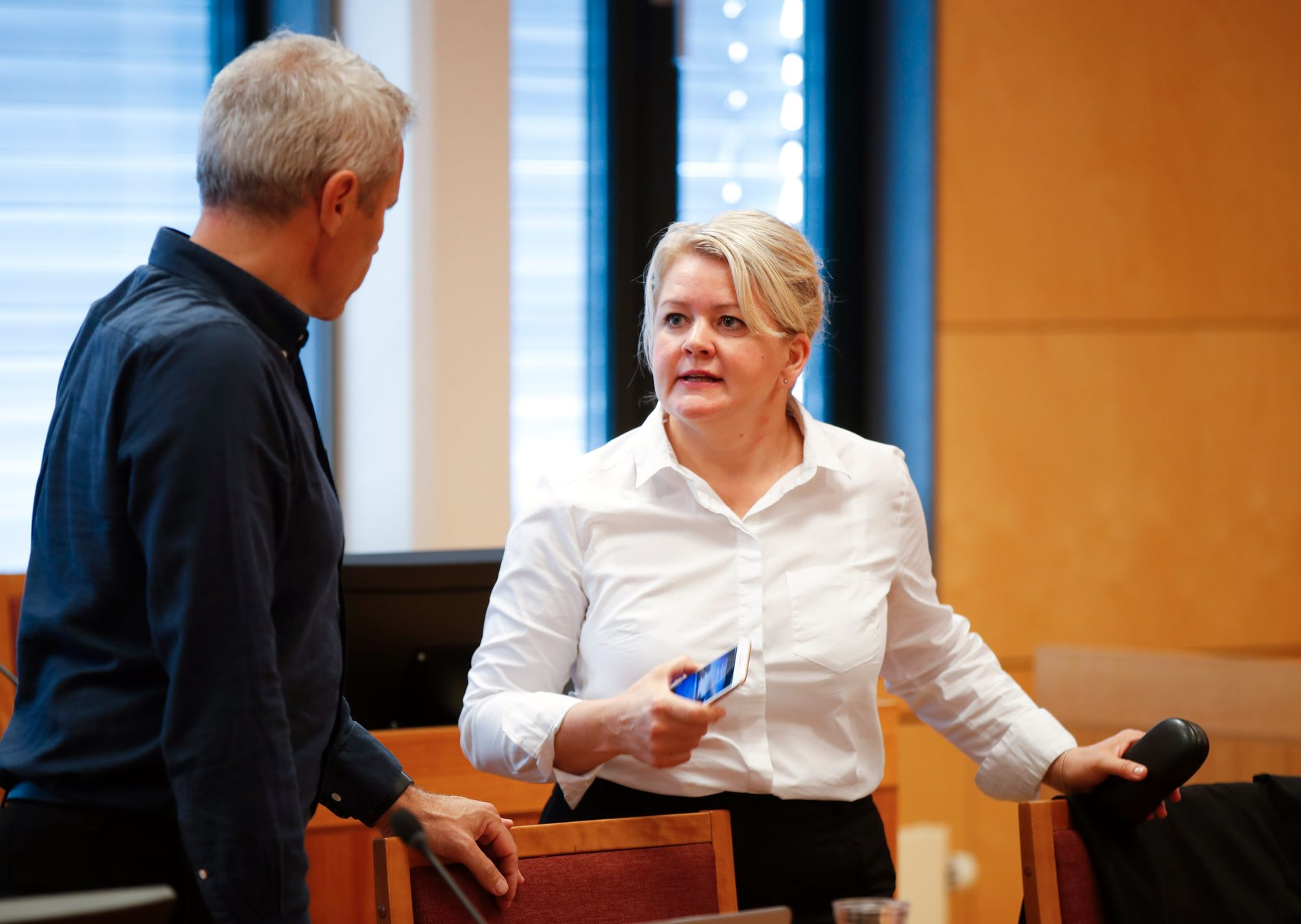Statsadvokat Iris Storås er aktor i saken. Foto: Vidar Ruud / NTB scanpix