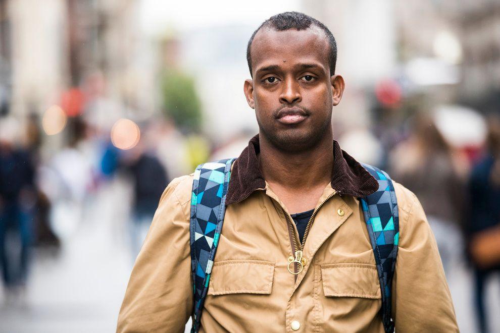 UTVIST: Norske myndigheter mener Mahad Mahamud er fra Djibouti og ikke Somalia slik han hevdet da han kom til Norge. Derfor er han fratatt statsborgerskapet sitt.
