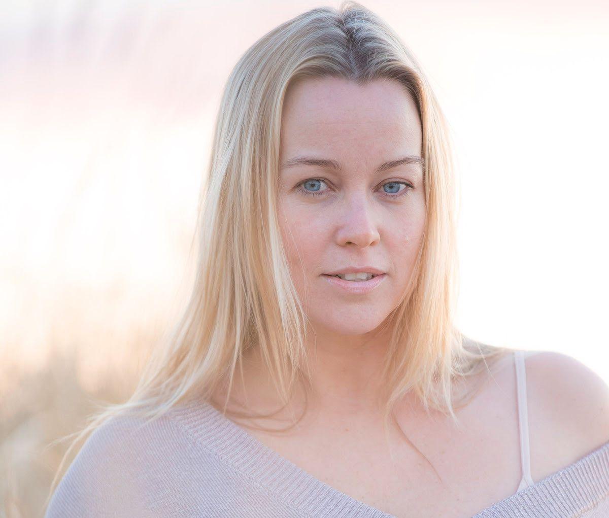SMINKEFRI: Hanne Sørvaag viser en ny og «naken» side.