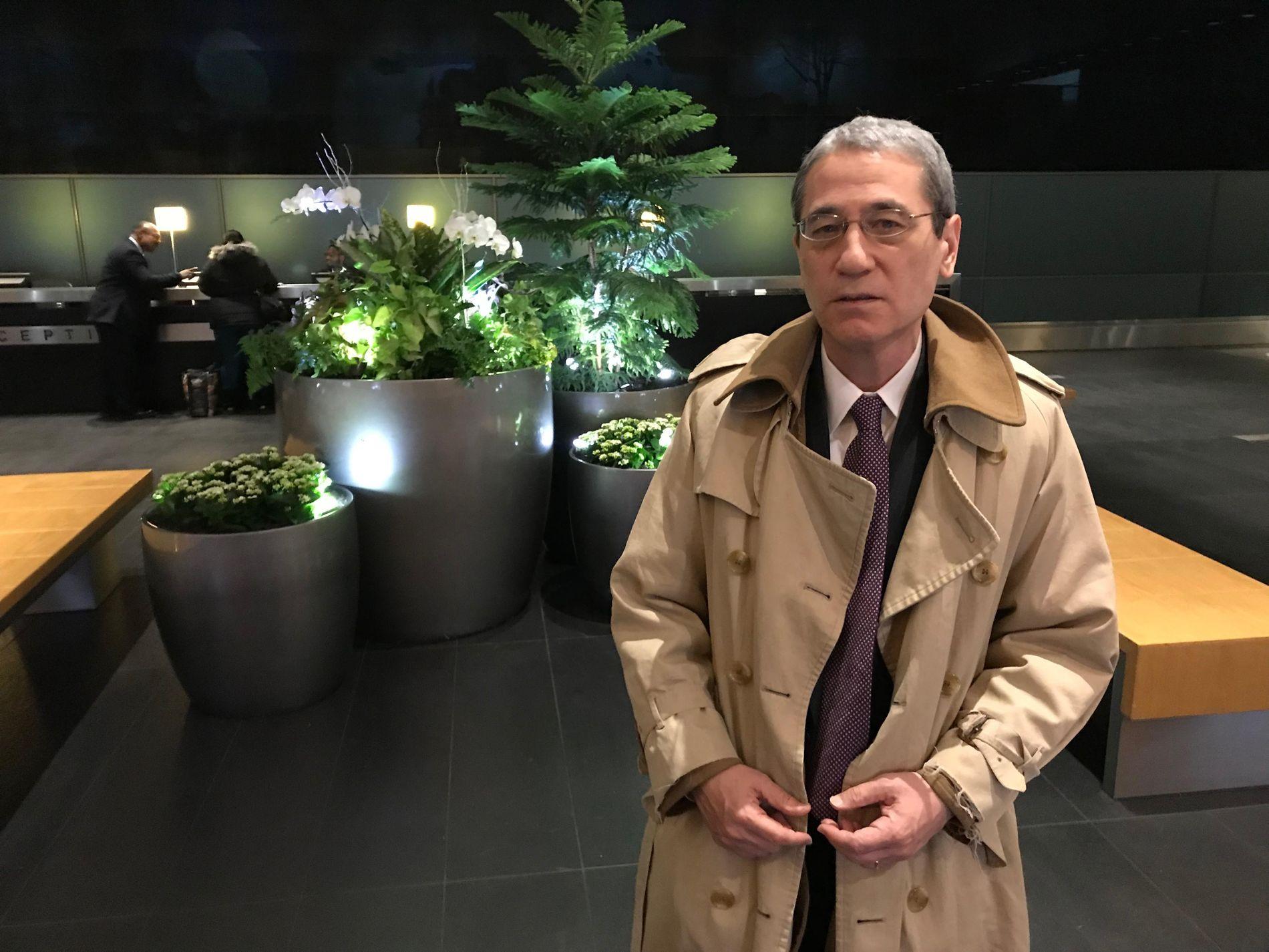 EKSPERT: Gordon Chang har skrevet boken «Nuclear Showdown: North-Korea Takes On The World».