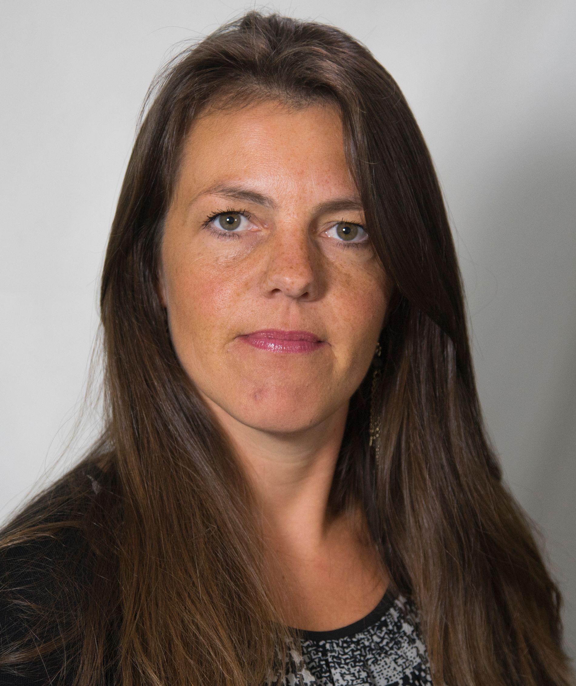 REDD BARNA REAGERER: Politisk leder Gunvor Knag Fylkesnes.
