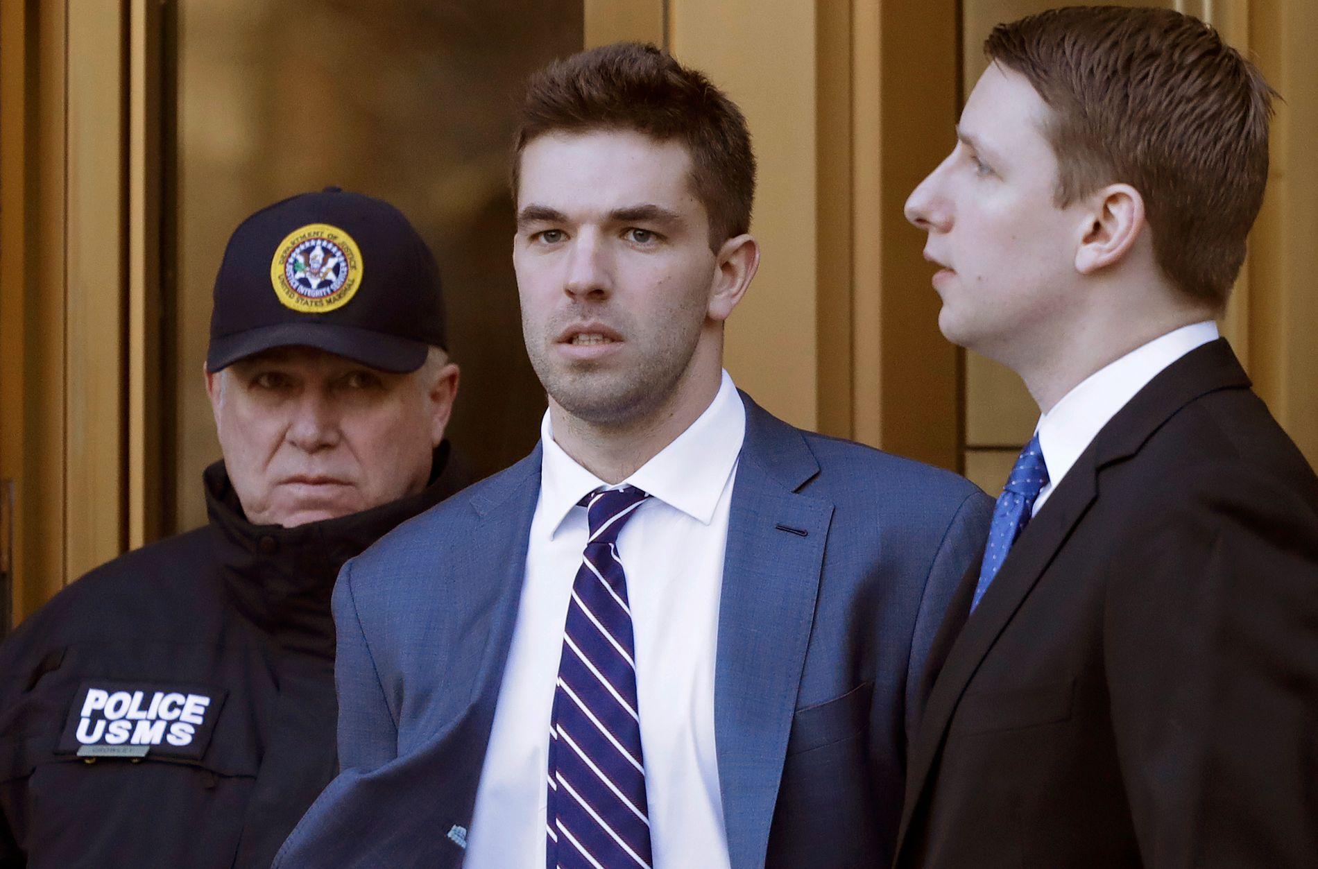 BEDRAGERIDØMT: Billy McFarland (26) må sone i fengsel etter skandalefestivalen Fyre Festival som ble arrangert på Bahamas i fjor.