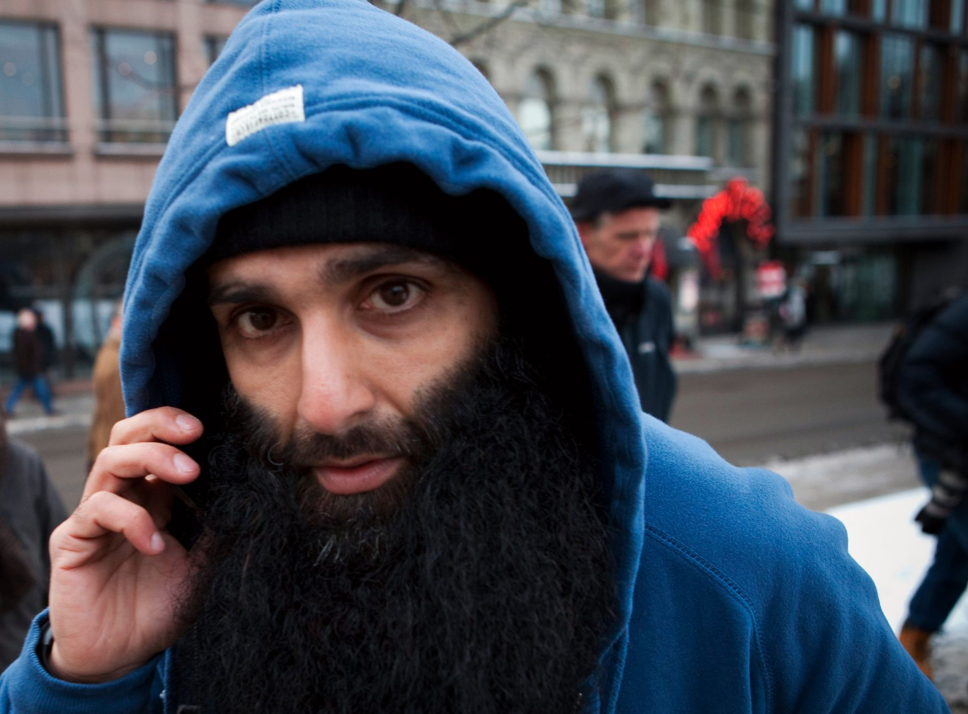 REFSES: Arfan Bhatti (41) har i en årrekke vært beskrevet som en sentral skikkelse i islamistmiljøet i på Østlandet, men møter nå sterk kritikk fra gamle kjenninger.