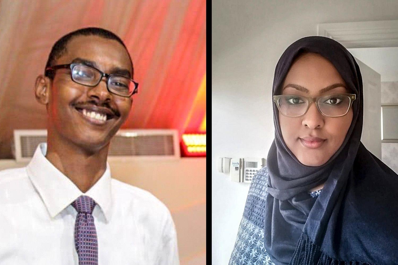 MISTET BROREN: Sulafa Salama er svært skuffet over militærkuppet i Sudan, til tross for gleden over at Omar Bashirs tid som president er over. Hennes bror Babiker Abdelhamid ble drept av sikkerhetsstyrker i januar.