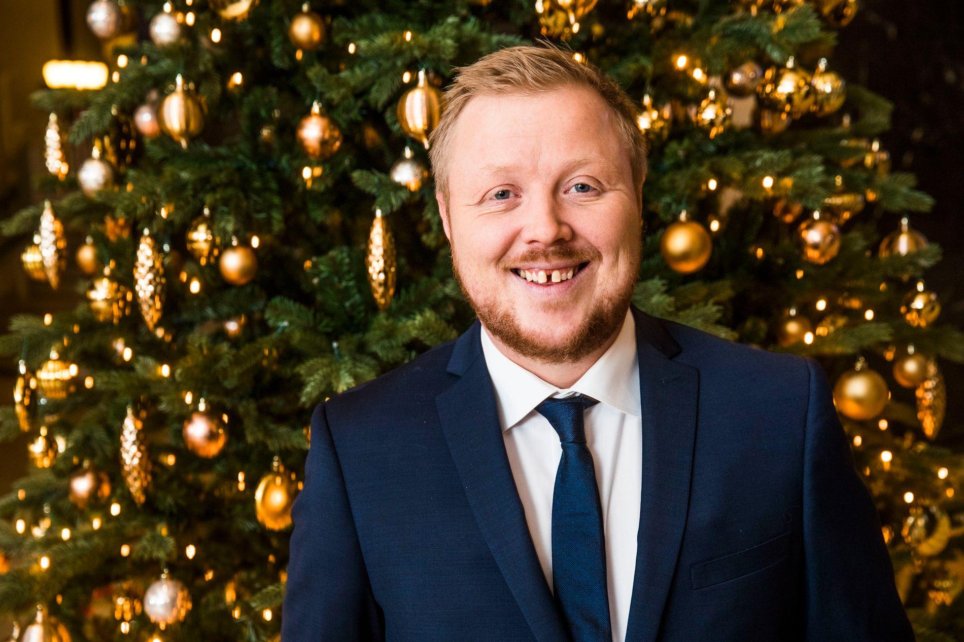 JULE-SUKSESS: Kurt Nilsen har blitt essensiell i høyttaleren for mange etter han slapp juleplaten «Have Yourself a Merry Little Christmas» i 2010.
