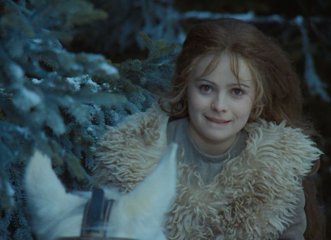 BLIR «NY» I 2015: Libuše Šafránková i rollen som Askepott i «Tre nøtter for Askepott».