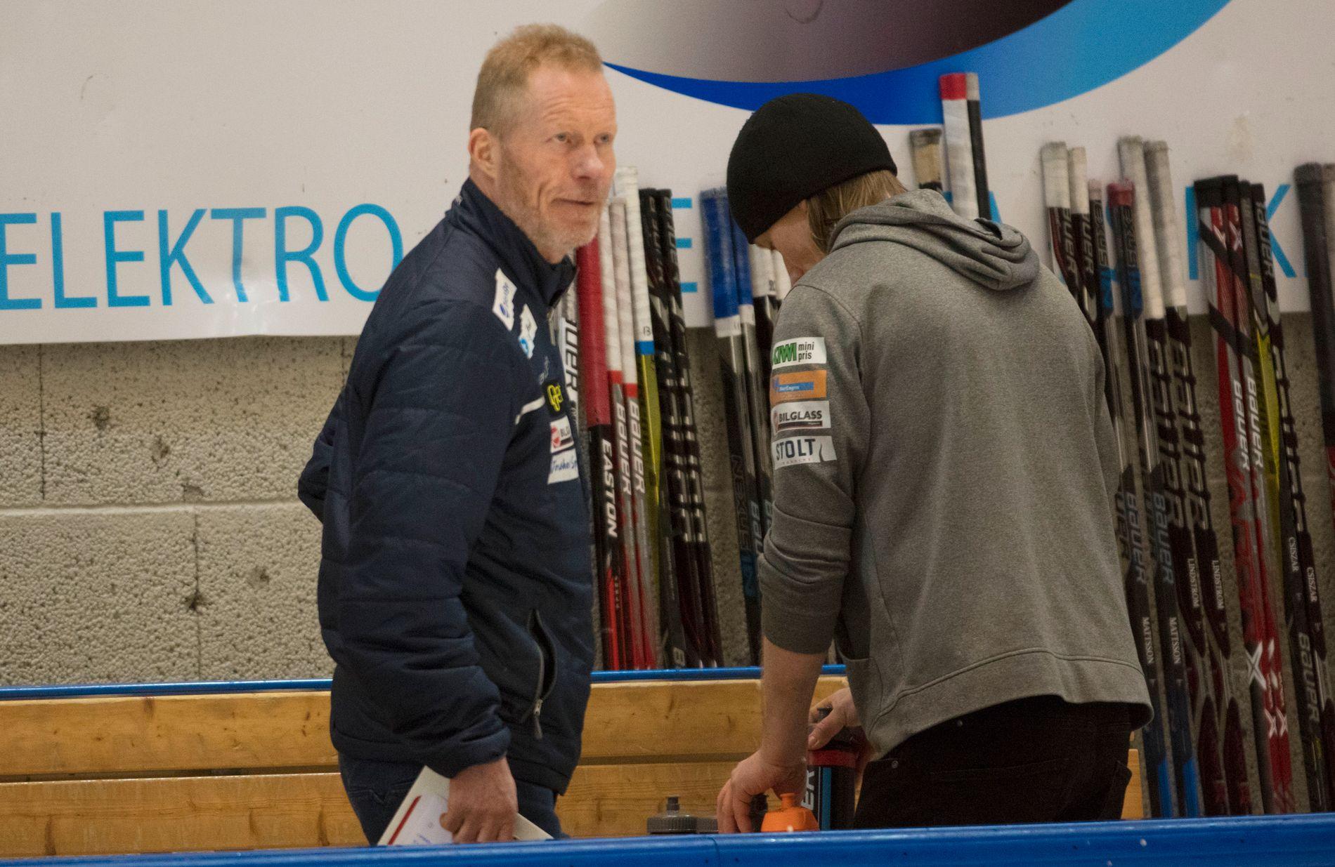 PÅ  TOPP: Vålerenga og trener Roy Johansen er i flytsonen om dagen. Foto: Geir Olsen / NTB scanpix