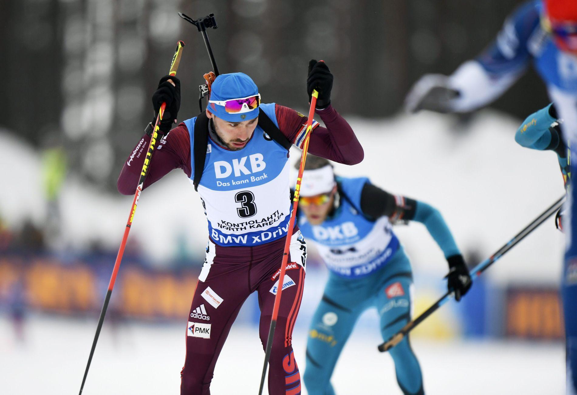 RUSSLAND NEKTET FULLT MEDLEMSKAP: Anton Sjipulin er Russlands mest profilerte skiskytter, men ble utestengt fra OL sist vinter av IOC. Han har fått lov til å delta i verdenscupen. Russland søknad om fullt medlemskap i IBU er i dag avslått.
