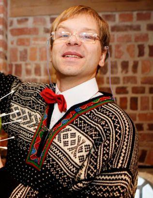KJÆR FIGUR: Espen Eckbo som Asbjørn Brekke.
