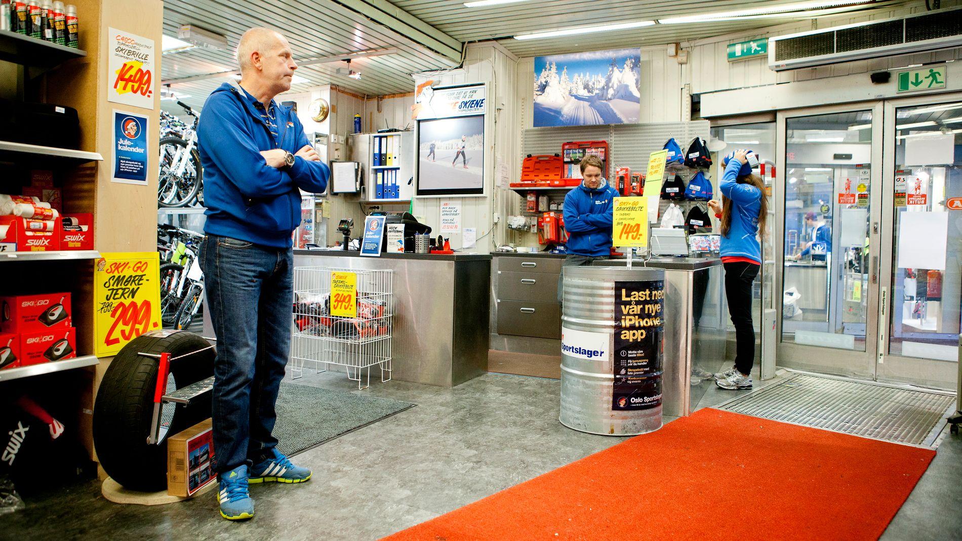 90 år gamle Oslo Sportslager strammet inn og snudde til pluss