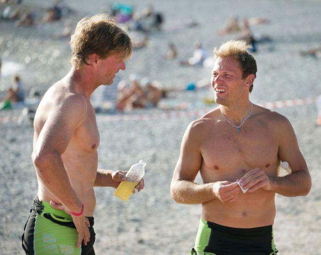 REKORD START: Aldri før han så mange fått med seg sesongstarten på «Mesternes Mester» som i år. Bjørn Maaseide og Thor Hushovd er blant de som kjemper en intenst kamp om å bli «Mesternes mester» 2016.
